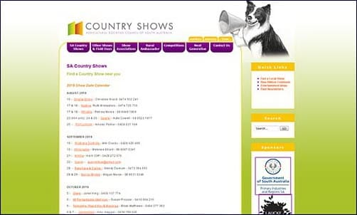 Country Shows