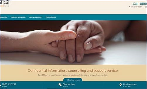 National Sexual Assault, Domestic Family Violence Counselling Service