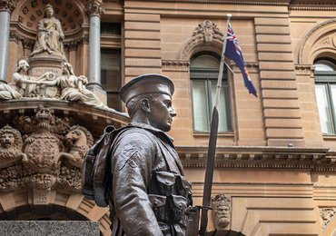25 April - Anzac Day